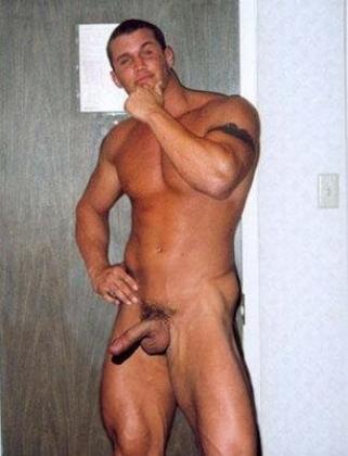 Randy Orton Wrestler Nude 3